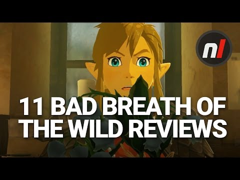 Thumbnail: 11 Hilariously Bad Reviews for The Legend of Zelda: Breath of the Wild