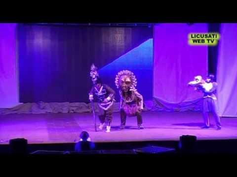Musical '' RE LEONE '' Camerota 17 Agosto 2015