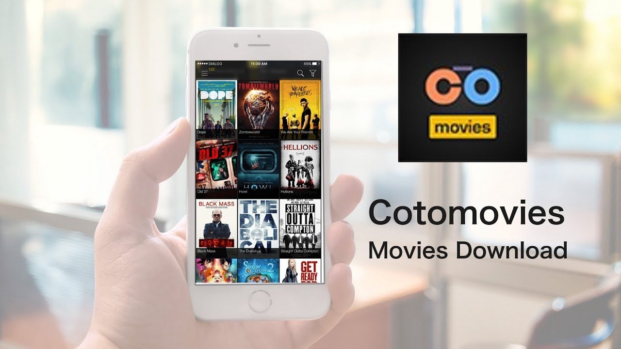 CotoMovies: Movies & TV Shows FREE Download(Movie Box Replacement) iOS 12  on iPhone | NO Jailbreak