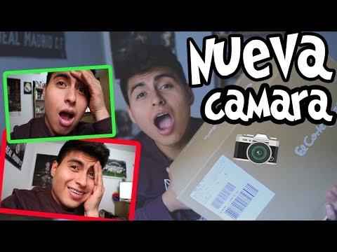 MI NUEVA CAMARA | Canon eos M100 | la mejor camara  2020 | REVIEW en español