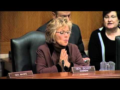 Boxer Urges Nuclear Regulatory Commission Review of US Nuclear Power Plants