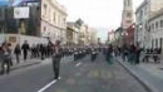 BANDA DE GUERRA EJERCITO DE CHILE 2007