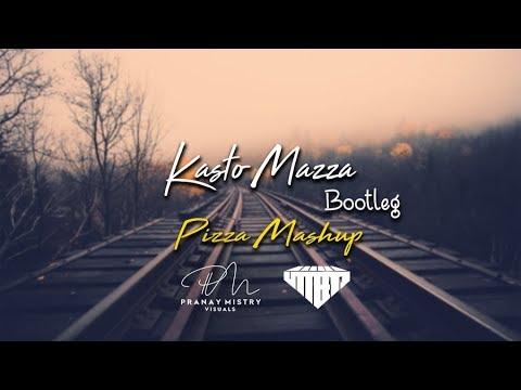 Kasto Mazza (Bootleg) Utteeya | Pranay Mistry Visuals