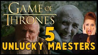5 Maesters with TERRIBLE Luck (Game of Thrones)