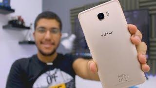 Infinix Note 4 PRO Review | اول موبايل متوسط لأستعمالى الشخصى ✍️