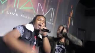 RGB Performing @ Miami Live Super Bowl Weekend 2020