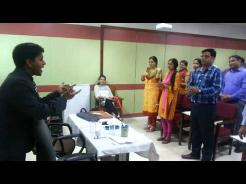Staff Development Training Game by Motivational Speaker & Corporate Trainer