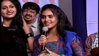 Kerintha Actors Speech - Kerintha Audio launch - Sumanth Ashwin, Sri Divya, Dil Raju
