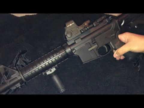 ~ASMR~ A Small Collection Of Guns