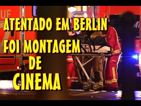 ATENTADO EM BERLIN FOI MONTAGEM DE CINEMA