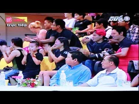 Trận đấu MMA Giữa Liên Phong Và Muay Thái