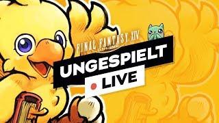 Final Fantasy mit Gewinnspiel 🔴 LIVE
