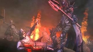 Трейлер игры Властелин колец Битва за средеземье