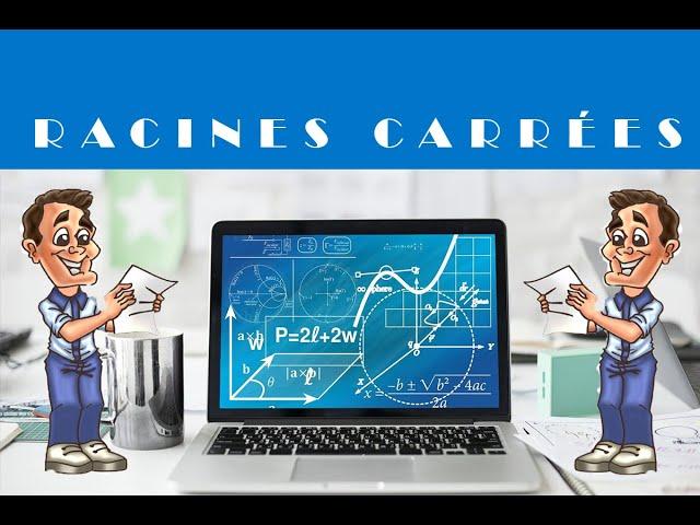 Racines Carrées et identités remarquables : exercices corrigés en Maths 2de.