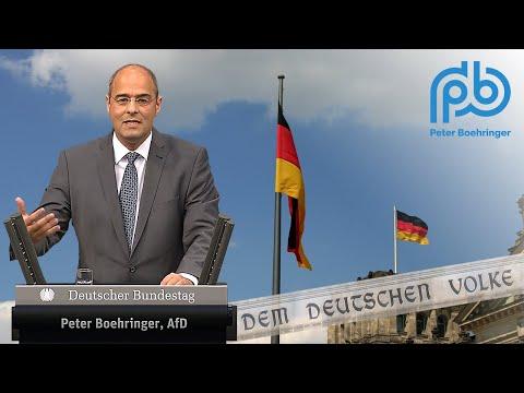 """""""Dem Deutschen Volke"""" in der Jahresrückschau 2019: alle Boehringer-Bundestags-Reden"""