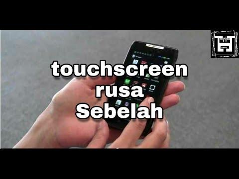 Mengatasi Touchscreen Rusak Layar Sebelah Youtube