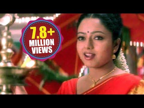 Ninne Premistha Songs - Oka Devatha Velasindi (Female) - Srikanth, Soundarya, Rajendra Prasad