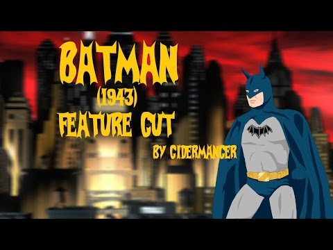 Batman (1943) - Feature Length Cut