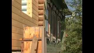 МОГУТА Как сделать пристрой к старому деревянному дому(В чем сложность выполнения пристроя к старому деревянному дому, клееный брус как строительный материал,..., 2014-03-21T13:22:25.000Z)