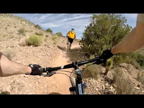 GoPro Mountain Biking Las Vegas - 2 days in 58 seconds