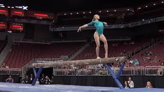 Olivia Greaves– Balance Beam – 2019 GK U.S. Classic – Junior Competition
