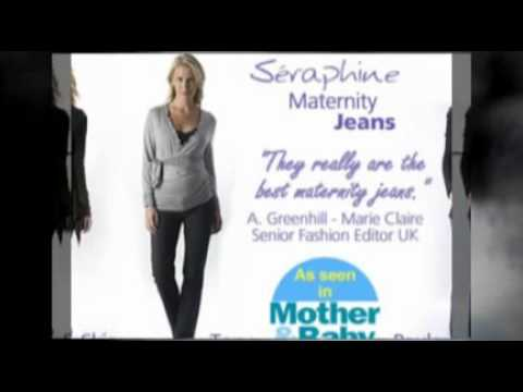 Seraphine Maternity Jeans from Fertile Mind
