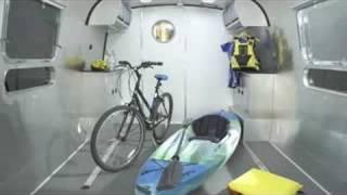 Airstream Panamerica Toy Hauler Travel Trailer RV