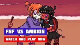 FNF vs Ambion (Friday Night Funkin') | Online  Port