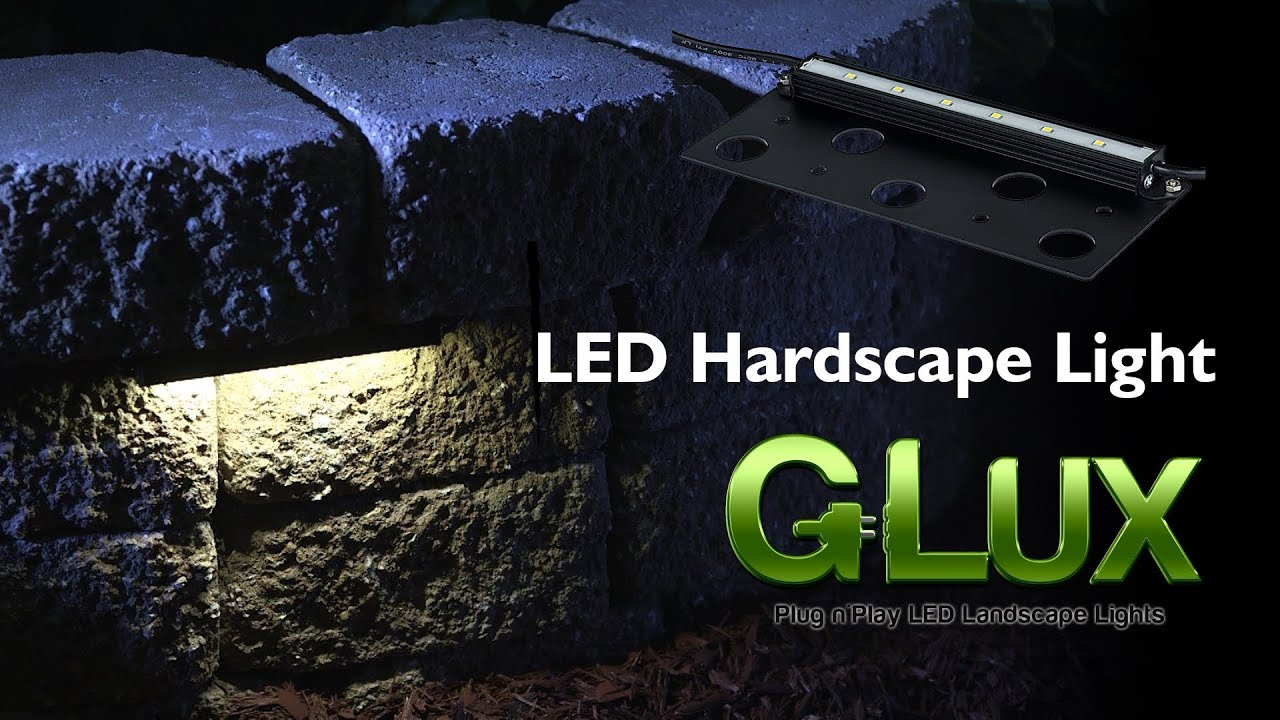 Led hardscape light landscape retaining wall light with mortar led hardscape light landscape retaining wall light with mortar mounting plate mozeypictures Image collections