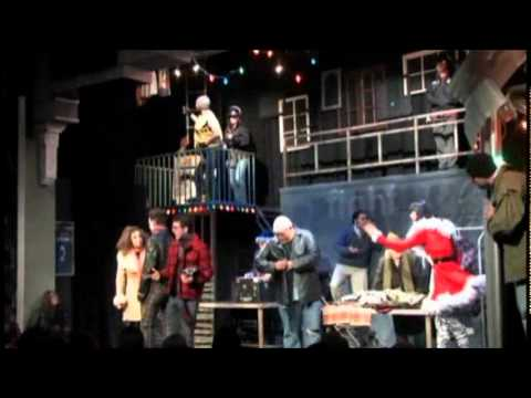 RENT @ The Maverick Theater 2010
