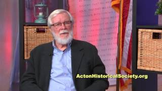 Acton Historical Societys History Cook Book PSA