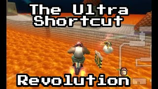 Mario Kart Wii: The Ultra Shortcut Revolution