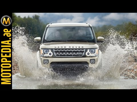 Land Rover LR4 2015 Review - Motopedia