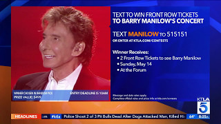 Barry Manilow on Support from Fans, and What Keeps Him Going Strong in Music Industry