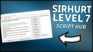 🔥 [UNPATCHABLE] 🔥 ROBLOX EXPLOIT SIRHURT LEVEL 7 SCRIPT HUB ANY SCRIPT JAILBREAK MONEY FARM