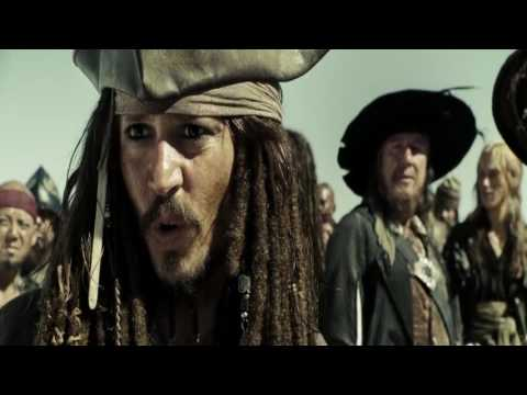 Jack Needs A Crew  Pirates Of The Carribbean 3: At Worlds End 2007  720p 24fps