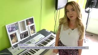 Portrait : Emy, la musique son espoir