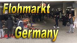 Hessen Shopping Center Flohmarkt Flea Market