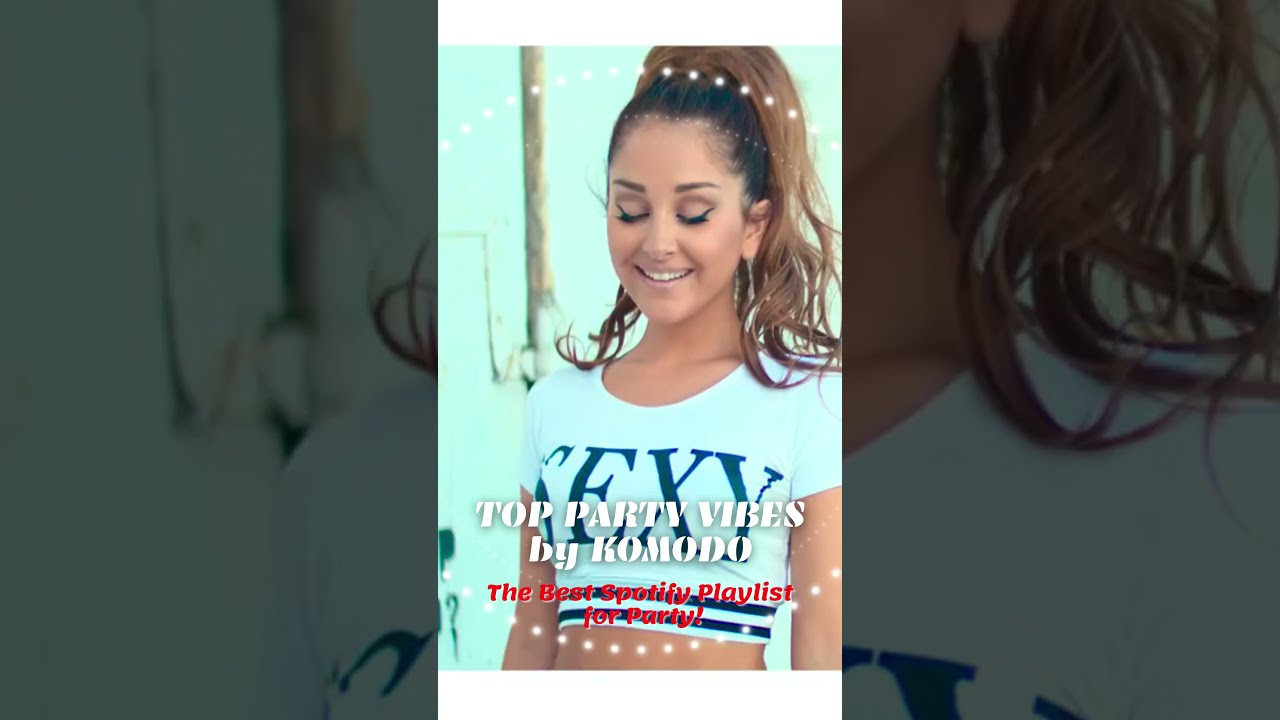 Top Party Vibes by Komodo 🔥 Spotify Playlist #shorts