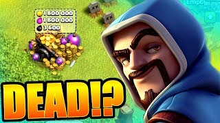 WHAT HAPPENS WHEN YOU DON'T LOG INTO CLASH OF CLANS!?