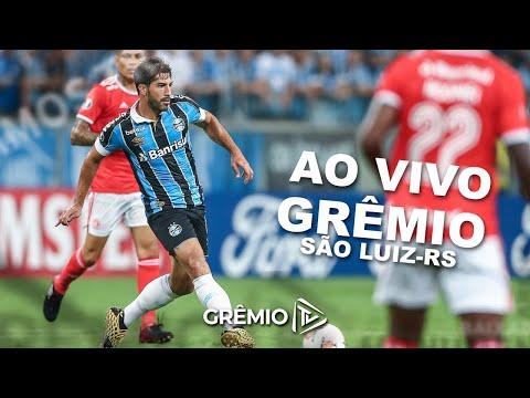 [AO VIVO] Grêmio x São Luiz-RS (Gauchão 2020) l GrêmioTV