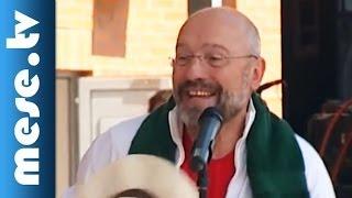 Levente Péter és Gryllus Vilmos: Málna (dal, koncert részlet)