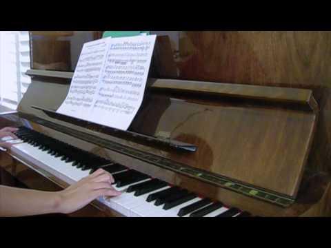 Hakushu Kassai Utaawase (拍手喝采歌合) Katanagatari (刀語) OP 2013 Piano Cover