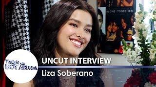 TWBA Uncut Interview: Liza Soberano