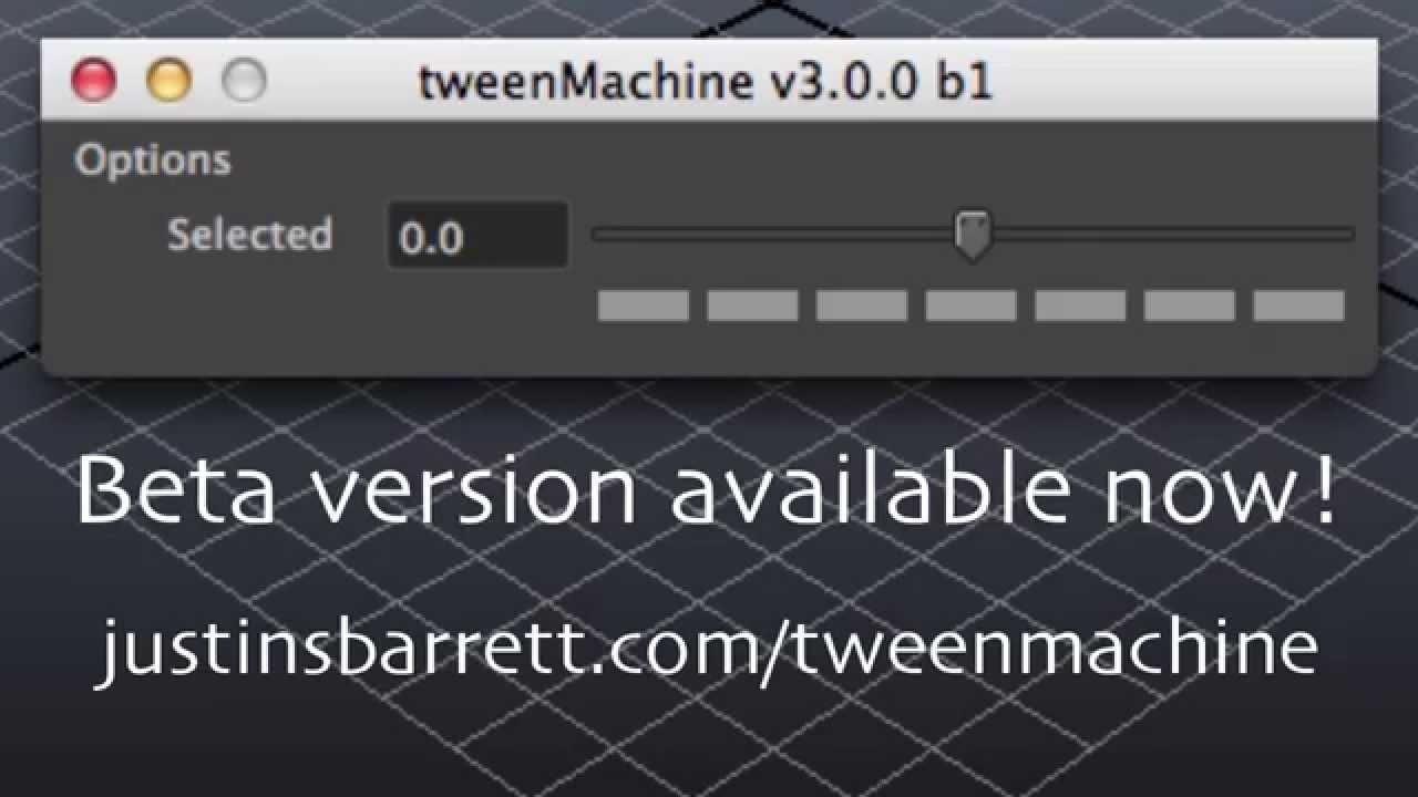 Tween Machine | Animators Resource