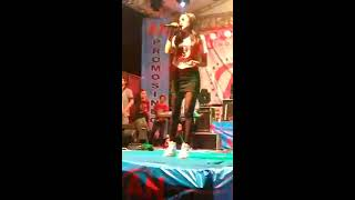 Cerita Anak Jalanan - Hana Monina The Rosta Live Mrican Expo 5 Desember 2017