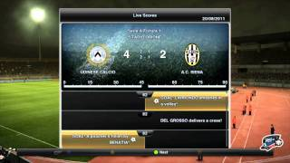 #PES2012 Football Life (Master League) Walk Through (Part 3)