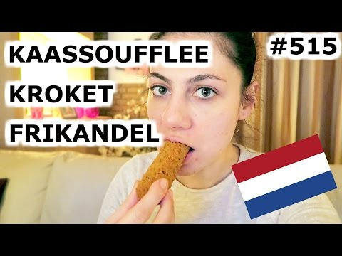 DUTCH FOOD SNACKS MUSIC | AMSTERDAM DAY 515 | TRAVEL VLOG IV