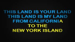SC2104 07 Standard This Land Is Your Land [karaoke]