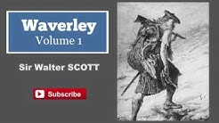 Waverley - Volume 1 by Sir Walter Scott - Audiobook ( Part 1/2 )